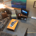 Madrone Home Living Room